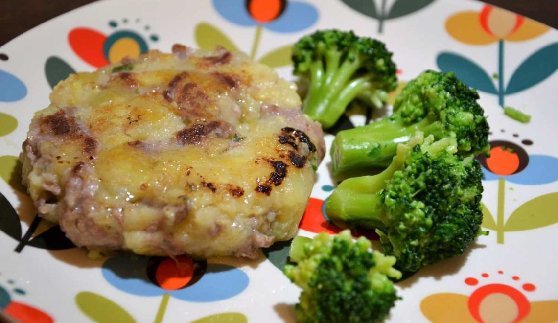 Tortino di patate e manzo