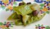 Friggitelli patate ed olive