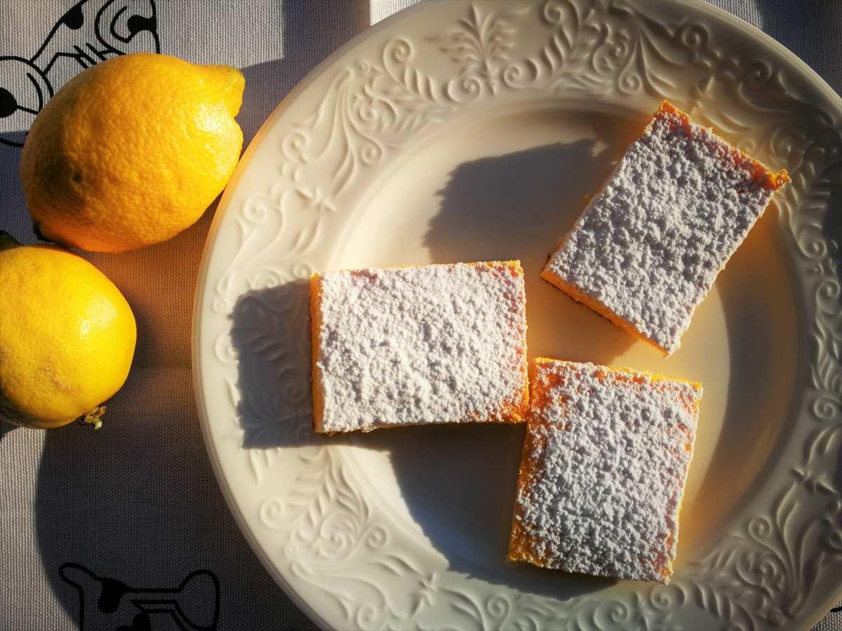 Dolcetti di ricotta e limone